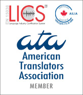 Certified Translators